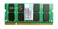 Memory RAM 1x 2GB Apacer SO-DIMM DDR2 800MHz PC2-6400 | 75.A73AM.G06